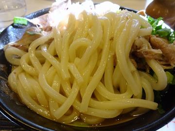 丸香@神保町 (7)肉うどん680