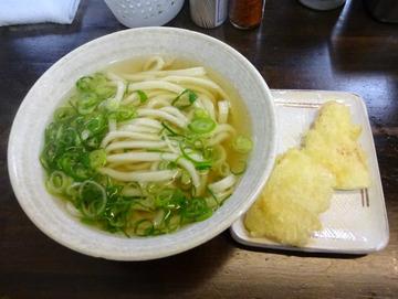 おにやんま東品川店@青物横丁 (3)温並300竹の子の天ぷら100