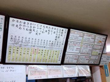 ちどり@鮫洲(7)納豆ごはんとそばセット450