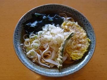 せき製麺相模原市 (4)きしめん300