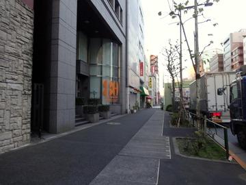 そば千@馬喰町(1)春菊天そば350