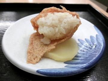 船食@京急田浦(10)船食セットいなり450