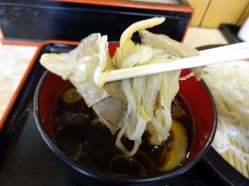 ねぎどん@千束 (6)きのこ汁もりうどん650