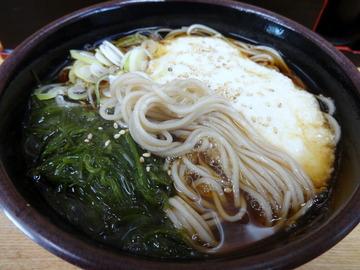 ゆで太郎東品川店@青物横丁(5)山海とろ味冷480