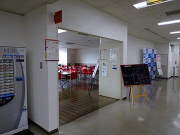品川区役所第二庁舎食堂@大井町 (1)未食
