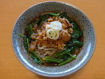 内田製麺@山梨県(7)更科そば