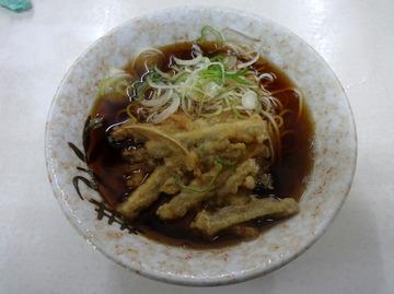 仲屋製麺所@日暮里(5)かけそば290ごぼう120