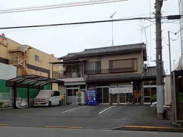 田吾作@北八王子 (1)たぬき玉子蕎麦390