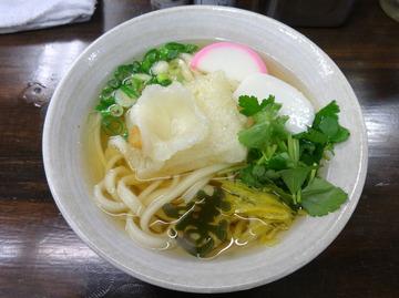 おにやんま@青物横丁(3)揚げモチ500ペコベー130野菜かき100