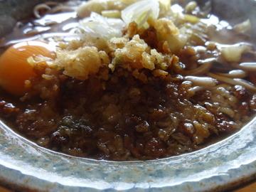 山田製麺所@瑞江(4)テイクアウト揚玉50
