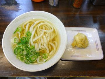 おにやんま@青物横丁 (2)温並300ホタテの天ぷら120