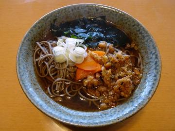 滝沢食品@長野県 (5)co-op十割そば300