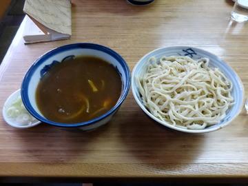 翁そば@浅草(3)カレー南ばんルー別650