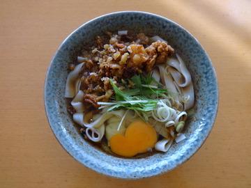 吉見製麺所@埼玉県鴻巣市(6)こうのすひもかわ