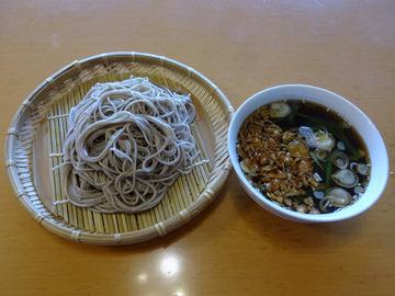 茂野製麺@千葉県 (6)味川柳贅沢ざるそば358