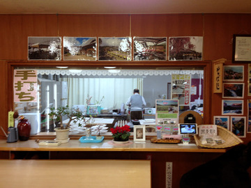 遊神館@奥平温泉 (19)絹そば(だいこんそば)780