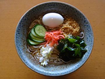桝田屋食品@長野県 (4)国産原料で作った信州とろろ蕎麦248