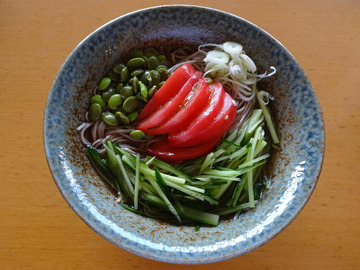 田靡(たなびき)製麺@兵庫県 (6)出石そば348