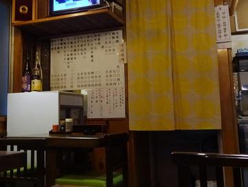 香取屋@蓮沼 (4)たぬきそば600