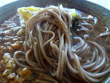 高尾製粉製麺@兵庫県 (7)播州熟成麺とろろそば298文化堂