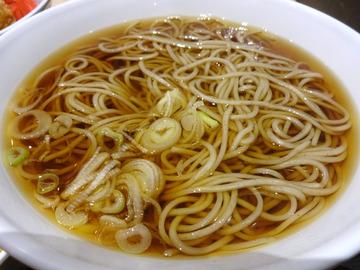 いわもとQ@神保町 (9)肉天丼セットかけ760