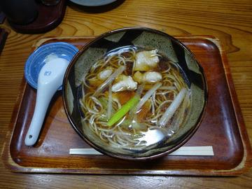 大村庵@上井草 (1)肉なんばんそば750