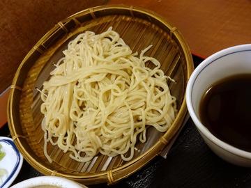 信州屋@渋谷 (8)フォアグラ玉子とじ丼セット700