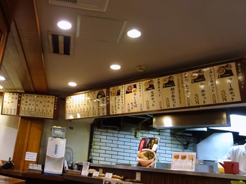 信州屋@渋谷 (6)フォアグラ玉子とじ丼セット700