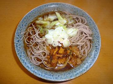 北館製麺@岩手県 (5)細打八割そば257