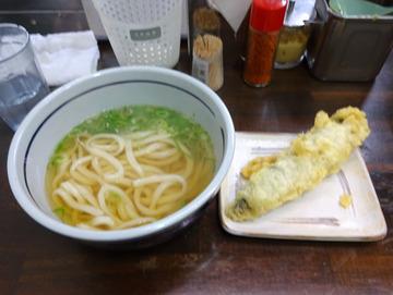 おにやんま@青物横丁 (3)温並300秋刀魚の天ぷら180