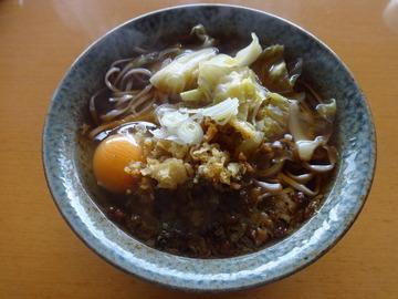 山田製麺所@瑞江(3)テイクアウト揚玉50