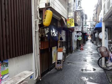 20151126彩彩@大井町(5)たぬきそば400味付玉子100