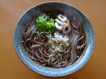 新進食品@前橋市 (10)山芋そば600(於:田園プラザ)
