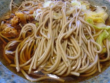 藤原製麺@北海道 (6)co-op国産原料そば213