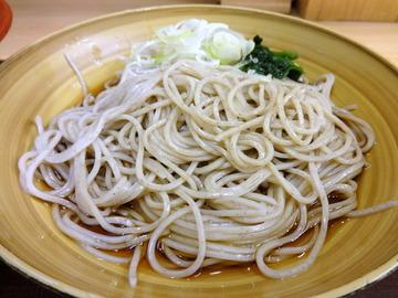 いわもとQ@池袋(6)かき揚げ丼セットひや540