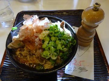 丸香@神保町 (5)肉うどん680