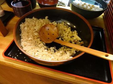 蕎麦たつ@田町(4)冷しおろしそば400