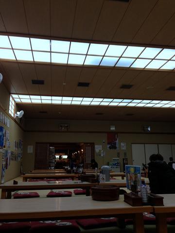 遊神館@奥平温泉 (5)絹そば(だいこんそば)780