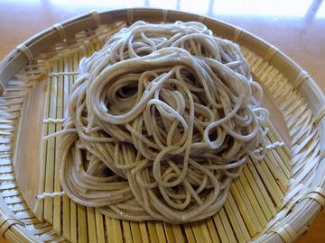 茂野製麺@千葉県 (7)味川柳贅沢ざるそば358