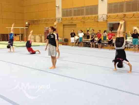 体操トレーニング2