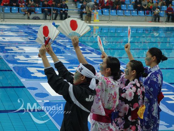 日本補欠応援