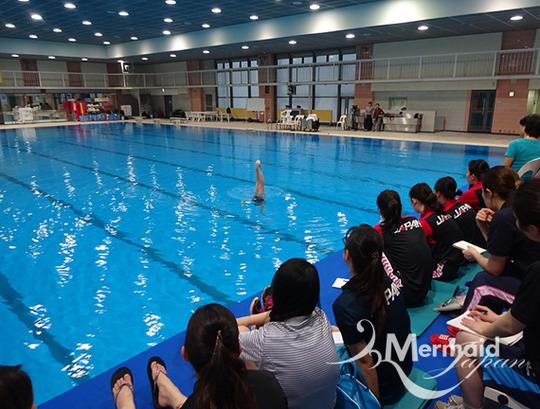 170317clinic_pool