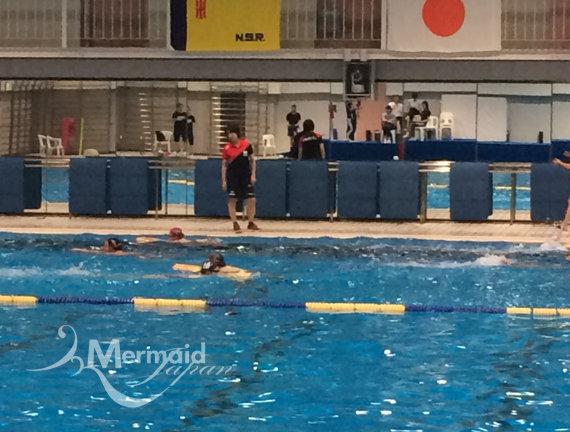 2日目競泳