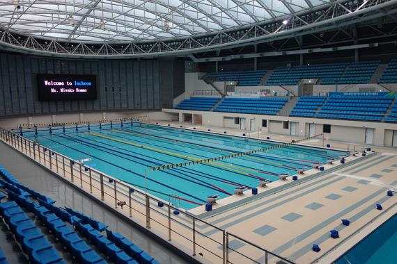 競泳プール