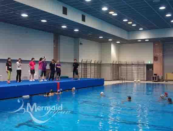 水中練習2