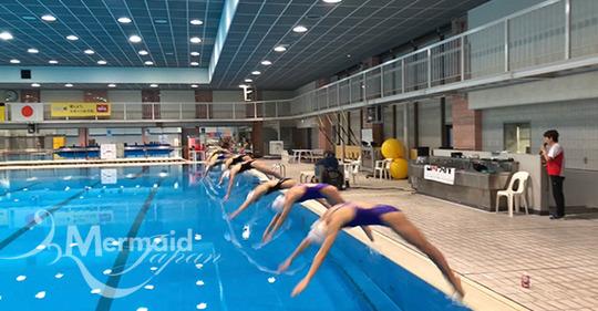 0101初泳ぎ