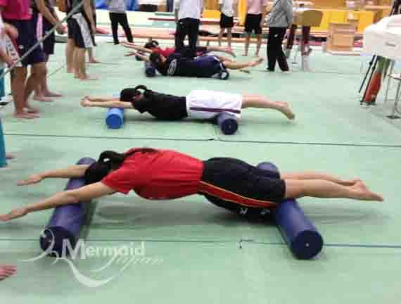 体操トレーニング