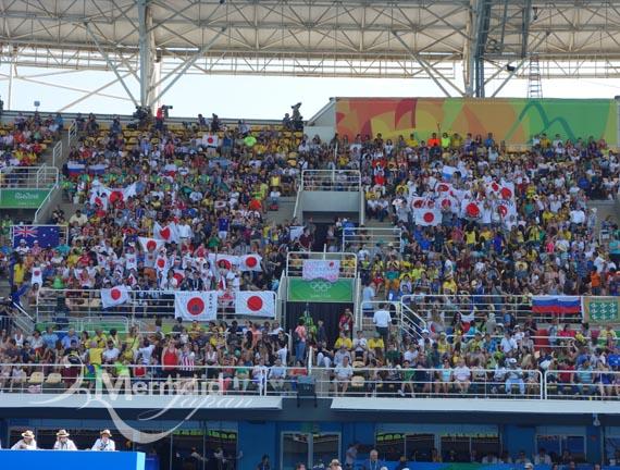 日本人応援団