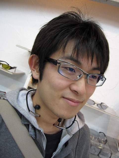 メガネ好きのT様