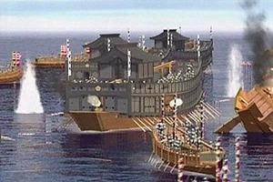 鉄甲船NHK